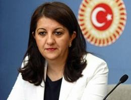 Pervin Buldan: Bir başka vatanımız yok!