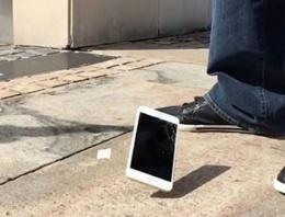 iPhone 6 düşme testini geçemedi!