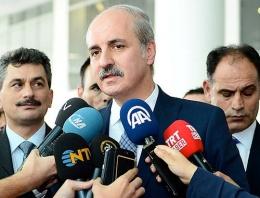 Numan Kurtulmuş'tan HDP'ye terör uyarısı