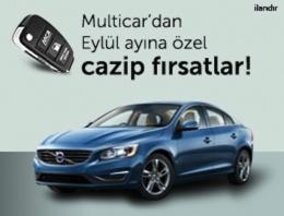 Multicar'dan Eylül ayına özel cazip fırsatlar!