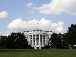 Beyaz Saray'ın içerisine sızdı ve...