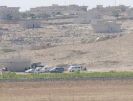IŞİD sınırda devriye geziyor!