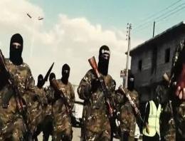 IŞİD bu görüntüleri ilk kez yayınladı!