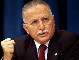 İhsanoğlu'ndan CHP ve MHP'ye şok