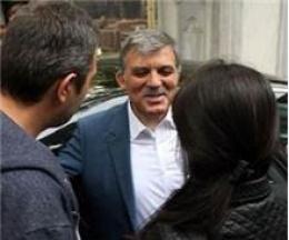 Abdullah Gül'ün ifadesi rahatsız etti!