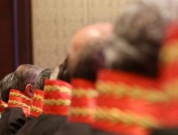 HSYK'dan tutuklu o hakimler için flaş karar!