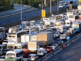 İstanbul trafiğinde devrim gibi değişim!