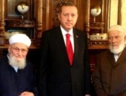 İsmailağa'dan Erdoğan'a anlamlı ziyaret