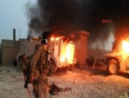 IŞİD 251 askeri öldürdü katliamı yayınladı