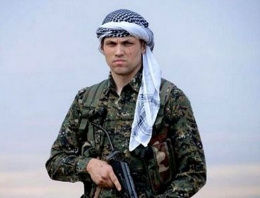 YPG saflarında ABD'li savaşçı!