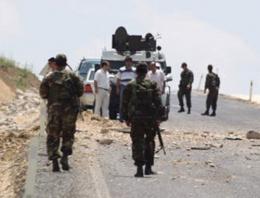 Tunceli'de bombalı saldırı!