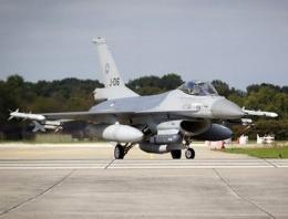 IŞİD'i vuracak F-16'lar kalkamadı!
