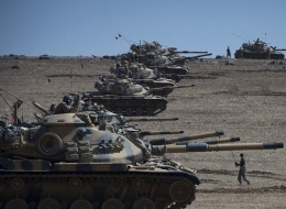 Türk askeri o ülkeye mi giriyor?