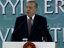 Erdoğan'dan Fethullah Gülen bombası