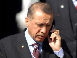 Erdoğan'dan o isme tebrik telefonu!