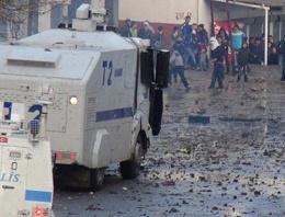 Siirt'te izinsiz gösteriye 2 tutuklama