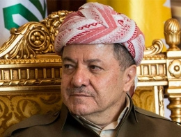 Barzani'den IŞİD mesajı: Can çekişiyor!
