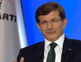 Başbakan Davutoğlu'ndan istifa resti