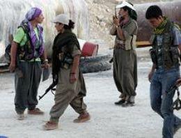 TSK terörist, PKK güvenlik gücü oldu!