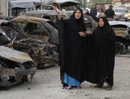 Bağdat'ta bombalar patladı: 21 ölü