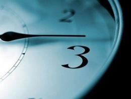 Saatler durdu! haberi