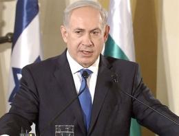 Netanyahu'ya ABD Kongresi'nde protesto!