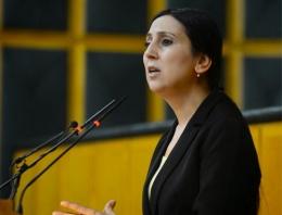 HDP'li Figen Yüksekdağ'dan flaş Kobani konuşması