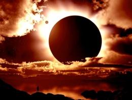 Bu gece güneş tu
