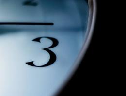 Saatler bugün 1 saniye duracak