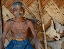 Hindistan'ın son kafatası avcıları