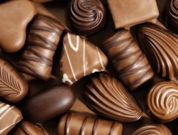 İlk kez çikolata yediler şoke oldular!