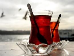 Sıcak çayla ilgili şok açıklama
