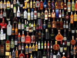 Alkollü içkilere flaş düzenleme!