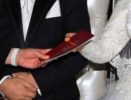 Artık nikah için muhtara gideceksiniz!