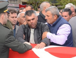 Şehit cenazesinde protokol gerginliği!