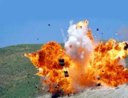 Dev patlama! Bomba uzmanları şehit!