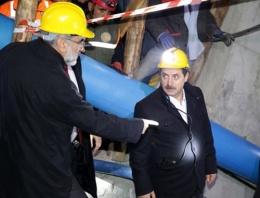Bakanlar Karaman'da madene indi!