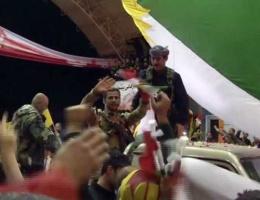 Kobani son dakika peşmerge Kobani'ye ulaştı mı?