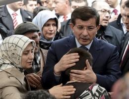 Başbakan Davutoğlu Ermenek'te!