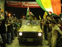 Peşmerge'den Ankara'ya Kobani suçlaması!