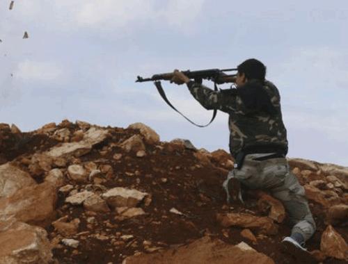 ÖSO: Kobani'de Kürtlerle birlikte savaşıyoruz
