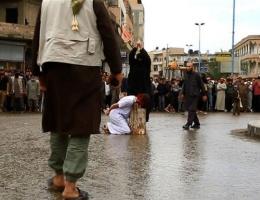 IŞİD küçük çocukları infaz etti