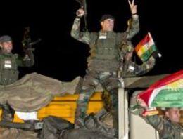 PKK ve Peşmerge IŞİD'i iki ilçeden temizledi!