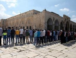 İsrail'in sinsi Mescid-i Aksa planı