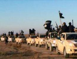 IŞİD 2 bin militanla o kentin kapısında!