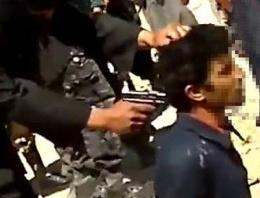 IŞİD'ten tüyler ürperten infaz iddiası!