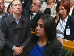 CHP'li vekiller gözyaşlarını tutamadı