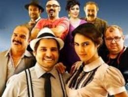 'Figüran' filmine Serenay'sız konserli gala