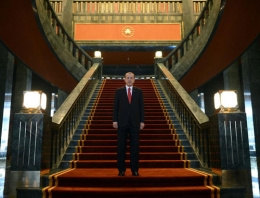 Erdoğan için Saray'da laboratuvar kurulacak