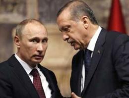 Erdoğan'dan Putin'e sürpriz cevap!
